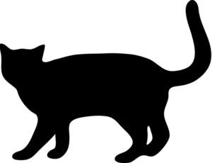 Download Black Kitten Clipart | Clipart Panda - Free Clipart Images