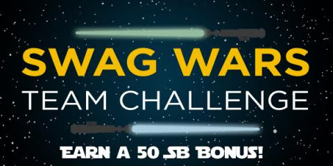 Swag Wars Team Challenge - US - Day to Day Life