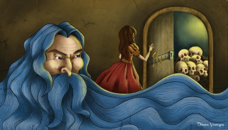 Resultado de imagen para barba azul