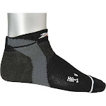 Zamst HA-1 Run Sock - Small - Black