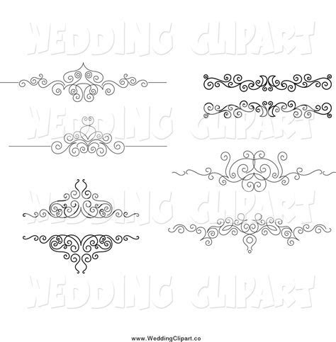 Royalty Free Stock Wedding Designs of Borders   Page 2