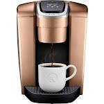 Keurig - K-Elite Single-Serve K-Cup Pod Coffee Maker - Brushed Copper