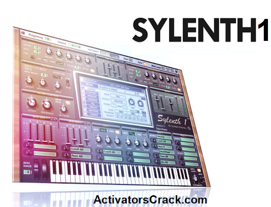 Sylenth1 3.050 Crack Full Latest Version Keygen here [Fixed] 2019