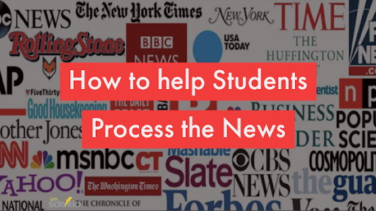 How to help Students Process the News - YM Sidekick