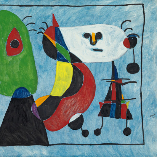 The Making of a Miró | Impressionist & Modern Art | Sotheby's