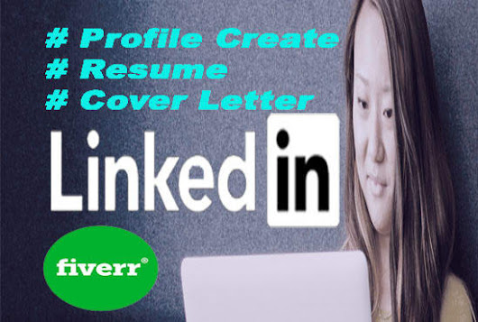 I will create your linkedIn profile
