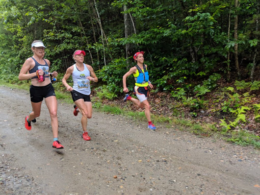 Vermonters Enman and Sinclair win rain-soaked Ragged 50K — ATRA