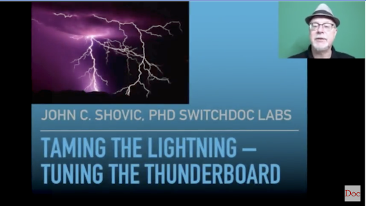 Tutorial: Video - Tuning the AS3935 Lightning Detector - SwitchDoc Labs