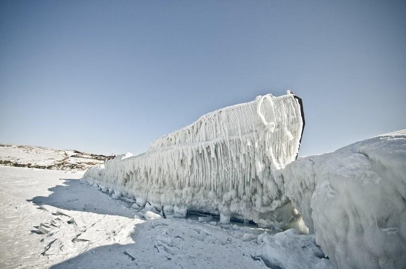Viajar Invierno Baikal