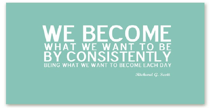 Consistency Quotes Sayings That Will Convince You To Be More