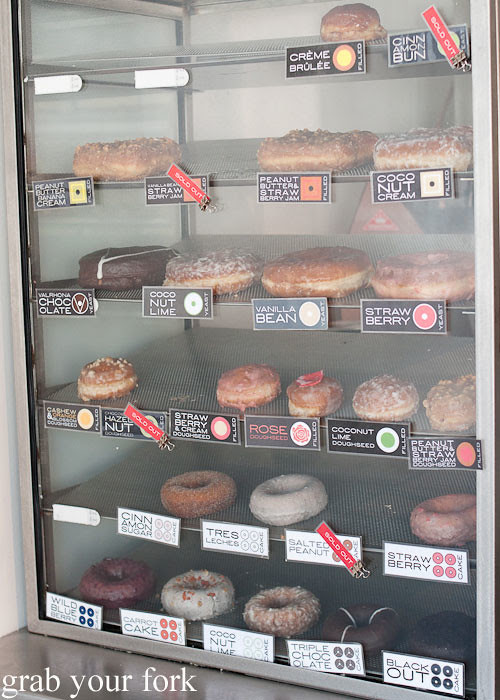 doughnut donut menu at doughnut plant nyc new york lower east side