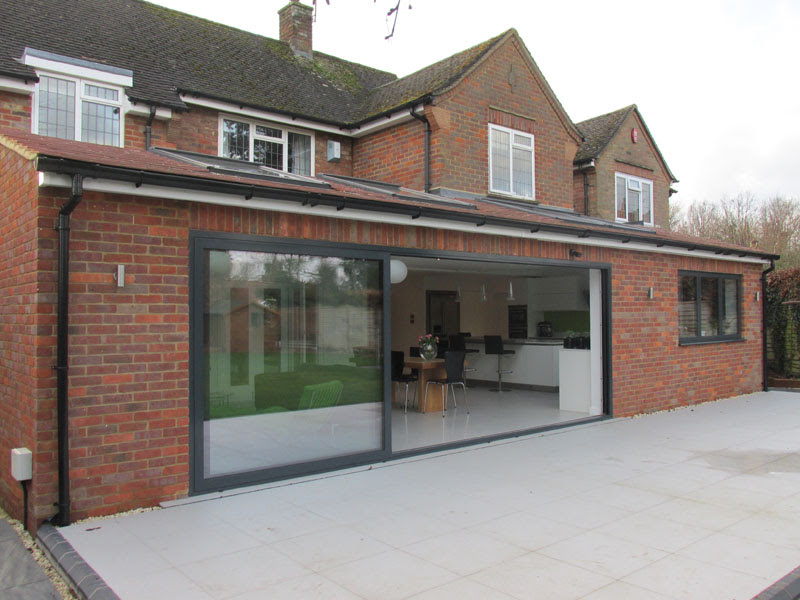 Domestic Designs Single Storey Rear Extension Domestic Designs
