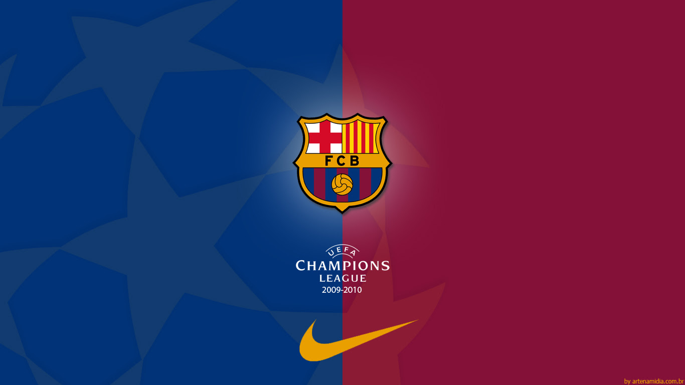 F C Barcelona Champions League Wallpaper Fc Barcelona