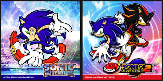 Sonic Adventure 1 & 2 Soundtracks Coming to Vinyl