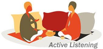 Active Listening گوش کردن فعال موثر