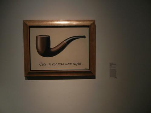 DSCN7916 _ La trahison des images [Ceci n'est pas une pipe], (The Treachery of Images [This is Not a Pipe]), 1929, René Magritte (1898-1967), LACMA