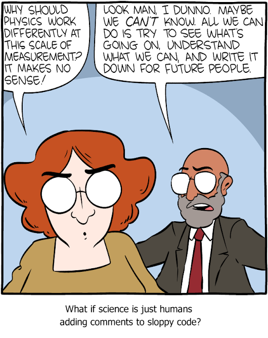 Saturday Morning Breakfast Cereal - How?