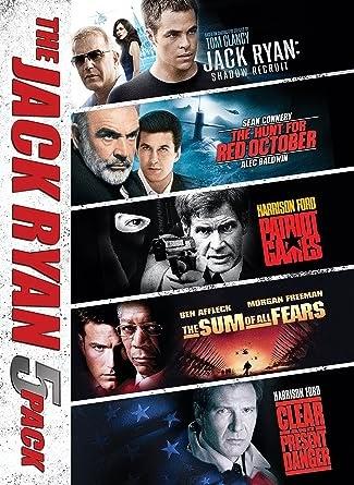 Jack Ryan Movies In Order