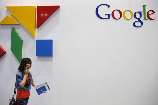 Google Moves Its Corporate Applications to the Internet