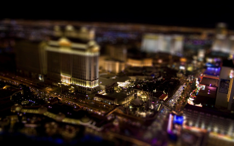 Amazing Night View Of Las Vegas City Of Nevada Us Hd Wallpapers