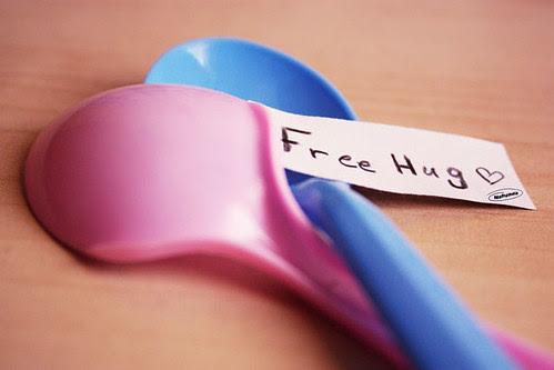 * Free Hug * ,, explored !