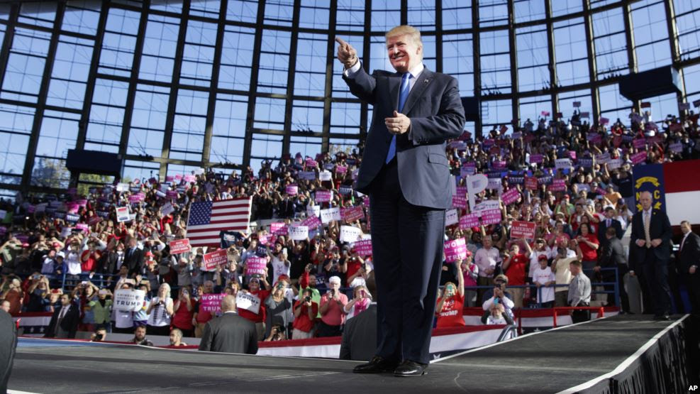 EEUU: Donald Trump busca consolidar liderazgo en el Partido Republicano
