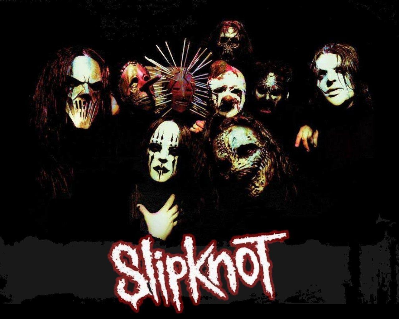 Slipknot Wallpapers - Wallpaper Cave