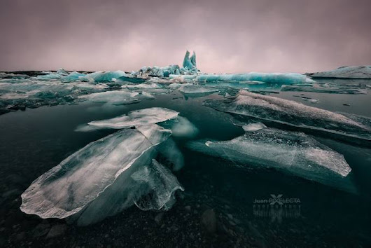 """""ICE EMERALD"""" by Pixelecta"