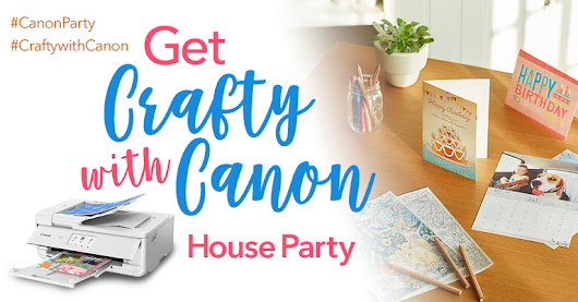 You've got to check out Canon's Get Crafty with Canon House Party event on Ripple Street!