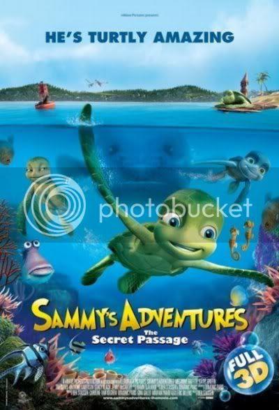 Sammy's avonturen: De geheime doorgang As Aventuras de Sammy: A Passagem Secreta