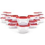 Rubbermaid TakeAlongs Food Storage Containers - 40pk