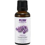 Now Essential Oils, 100% Pure, Lavender - 1 fl oz