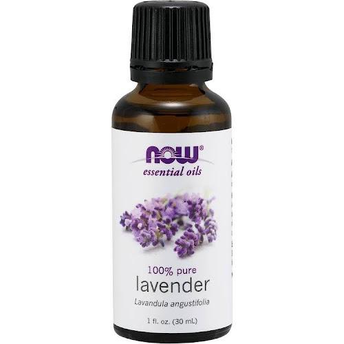 Now Essential Oils 100% Pure Oil, Lavender - 1 fl oz bottle