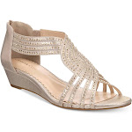 Charter Club Ginifur Wedge Sandals