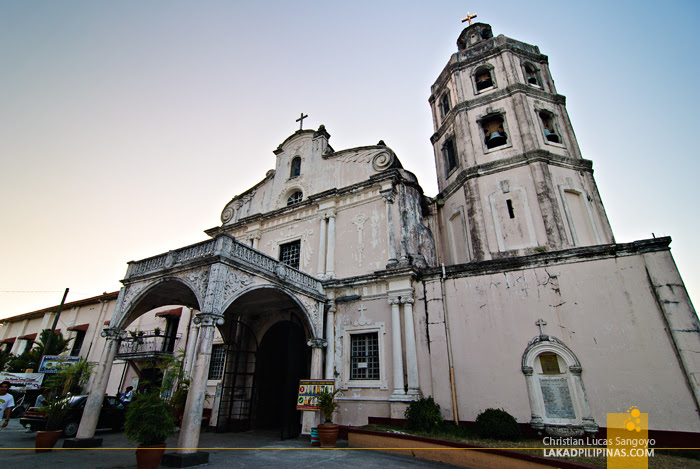 Betis Church Facade in Guagua, Pampanga