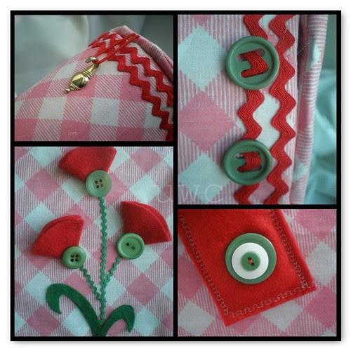 Slipcover Details