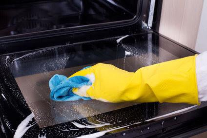 How to clean your oven at home like a professional | Mega Cleaning blog