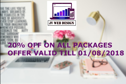 Check our offers - JV Web Design