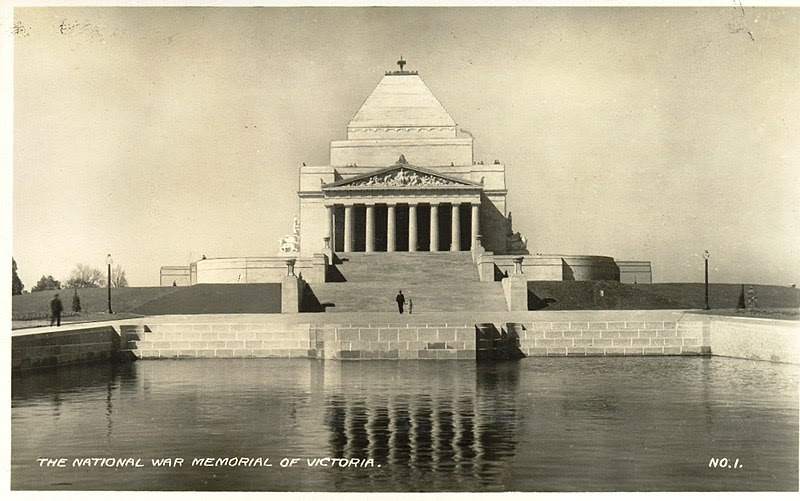 File:Shrine of Remembrance 1930.jpg