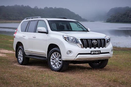Toyota releases another Prado Altitude special