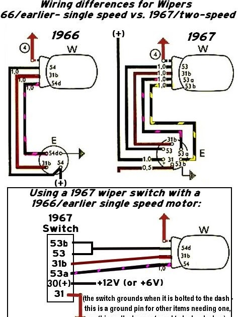 Vw Beetle Wiper Wiring Diagram