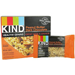 Kind Bar Healthy Grains Bars Peanut Butter Dark Chocolate 5 Bars