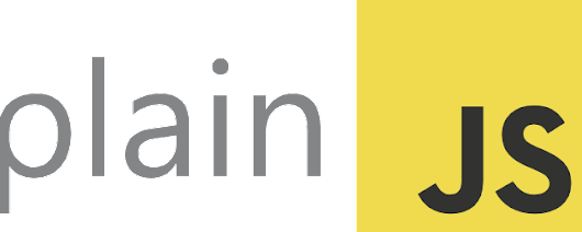plainJS - The Vanilla JavaScript Repository