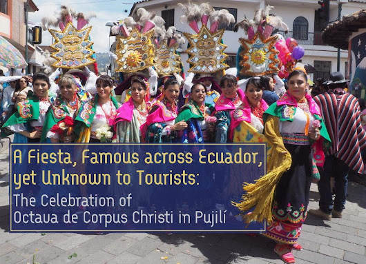A Fiesta, Famous across Ecuador, yet Unknown to Tourists | dare2go