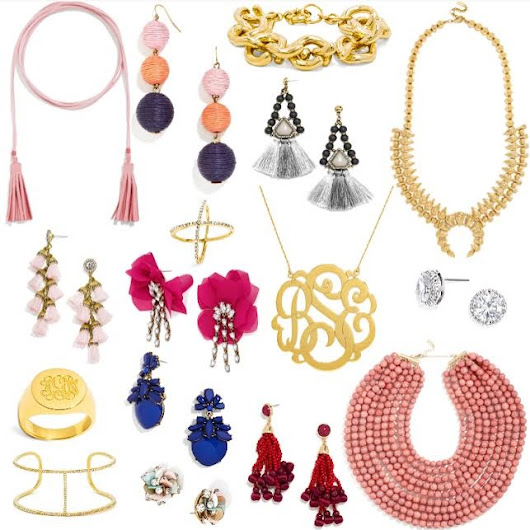 Wednesday Wish List- Baublebar Goodies for 20% Off & Free Shipping!
