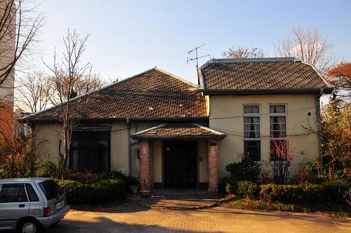 Old Teacher's College School Headmaster's Residence