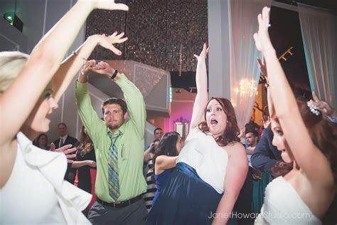 Atlanta Wedding reception at Le Bam