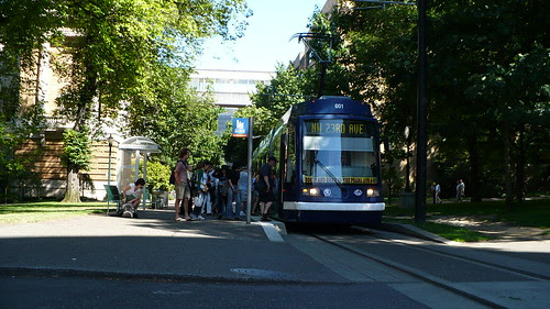 Streetcar in the Park