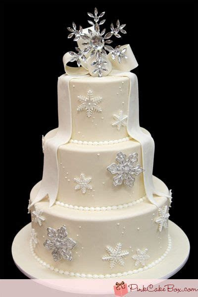 25  best ideas about Snowflake cake on Pinterest   Frozen
