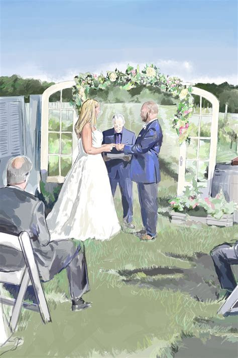 Ceremony Drawings ? Drawing Booth